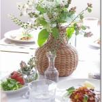 2013.8.15  第2弾 南フランス料理&テーブルコーディネート