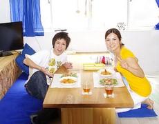 2013.8.27 1人暮らしでも手早く、栄養満点な料理を!