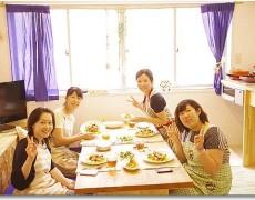 2013.8.24  魚介を使った料理
