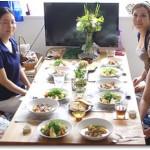 7月28日(日) 南フランス料理&テーブルコーディネート
