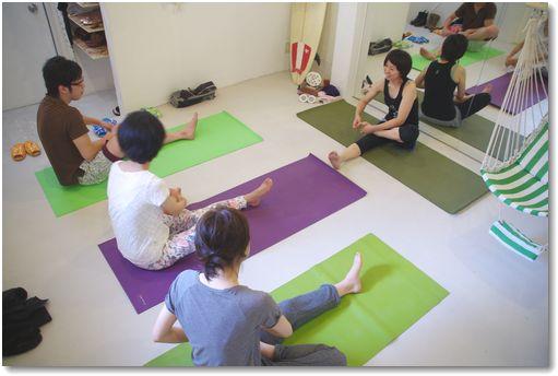 yoga中