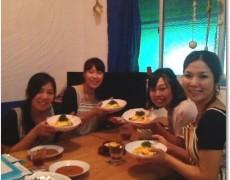 2013.8.1 卵料理を作ろう☆
