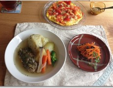 2013.9.27 フランスの家庭料理を作りたい!