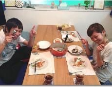 2013.9.24 旬のサーモンを使ったお料理