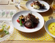フランス料理のフルコースを作りたい!その①