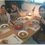 2013.10.4 秋野菜のお料理