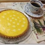 かぼちゃとクリームチーズのタルト ~名古屋栄養専門学校簡単お菓子講座~
