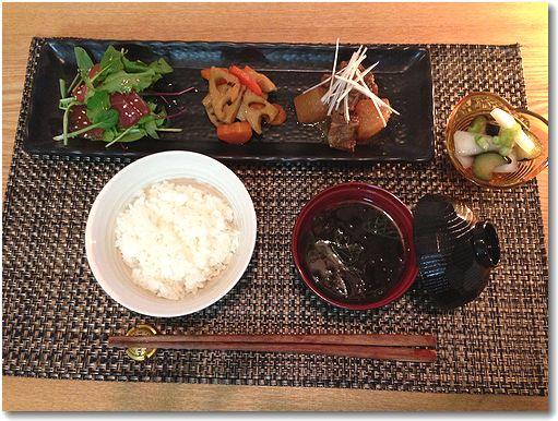 本日は初めての\u201c和食\u201dを作りたいというリクエスト! 主菜