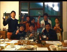 """2013.12.7(土) Fun Factory ワイン会""""冬""""。ありがとうございました!!!"""