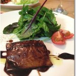 2014.3.3 ma cuisine 春野菜とお魚料理のレッスン
