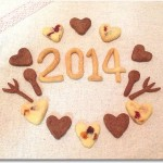 Bonne Année 2014 ☆ 明けましておめでとうございます!