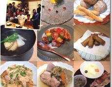 和洋中コラボ料理をご紹介!16thジャーニー会☆和洋中美食コラボ☆