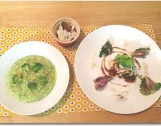 ★レッスンのお知らせ★野菜のおもてなし料理教室 3.1(土)~31(月) 受付スタートしました!