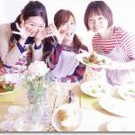 2014.3.8(土) 第1回 徳島おもてなし野菜料理教室☆ ~野菜だけでも満腹・満足!!~