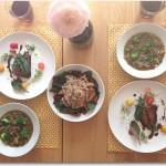 2014.3.3 根菜&お魚の簡単レシピ