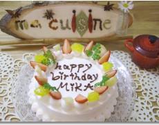 フルーツショートケーキ(15cm)