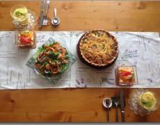 本格キッシュ講座 ~南フランス料理~ レシピ