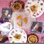 バレンタインレッスンその② ガレット・デ・ロワ編 リヨンのお料理  – ガレット・デ・ロワ × 鶏もも肉のコンフィー × オニオングラタンスープ -