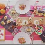 9月のレッスン おうちで楽しく♪ピンチョス&パーティーメニュー ~バスク料理~