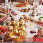 2月のバレンタインレッスン♡チョコレート菓子4種&おもてなし料理2種に挑戦! タルト × カヌレ × フィナンシェ × マンディアン × ポトフ × ケークサレ