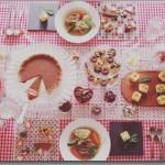 2月のレッスン バレンタインレッスン♡チョコレート菓子4種とおもてなし料理2種に挑戦! レシピ