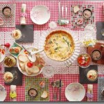 本格キッシュ講座!フランス惣菜でお花見を~ブルターニュ料理~ キッシュ×パテ×ピクルス×タルティーヌ×リオレ