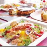 6月のレッスン 初夏のパーティー料理♪ フィンガーフード×パエリア×チーズケーキ ~バスク地方の料理~