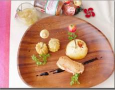 6月のレッスン 初夏のパーティーメニュー♪~バスクの料理~ レシピ