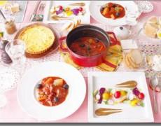 夏に食べたい♡本格プロヴァンス料理、旬のパワー!暑い日を元気に過ごせる、牛肉!野菜!旨味たっぷりメニュー♪