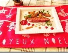 12月のレッスン クリスマススペシャルレッスン♡アルザス&ロレーヌ レシピ☆