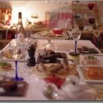 1月のレッスン  バレンタイン♡ボリューム満点!ディナーメニュー -リヨンのブション料理- クネル × ソーセージ × レンズ豆 × チョコレートテリーヌ