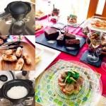 生徒さんのお声♪ 美食の街Lyonのブション料理☆お教室の度に、行ってみたい街が増えていきます。
