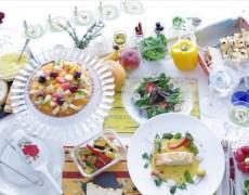 7月のレッスンのお知らせ 太陽の恵み×スパイスの香りdeプロヴァンスの食卓へ♪夏を味方に!南フランス鮮やかレシピ♡ ~Provence~