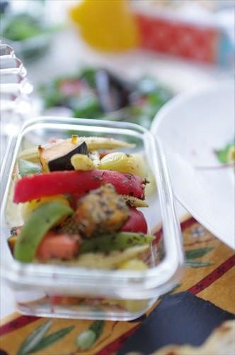 野菜オーブン焼き001