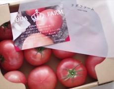 絶品!桃太郎トマト農家さん♡山梨県ヨダファーム様とのお仕事!トマト好きの方必見です♪