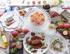 9月のレッスンのお知らせ「残暑に打ち勝つ!美の魔法♪トマトづくしde初秋の味覚を食べつくし♡ ~Provence②~」