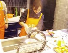 LIXIL名古屋ショールーム様にておもてなしクッキング ~ケータリング&外部レッスン~