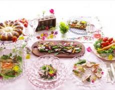 3月のレッスン 「春来たる♪笑顔の花咲くガレットの輪♡~ブルターニュの伝統、大地の恵み~」