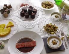 10月のレッスン 秋の味覚de薫り高いおもてなし♪ボルドー地方料理&焼き菓子レッスン