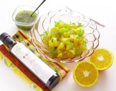 今月のレシピで使用!ファン必見の新製品♡ギリシャ・クレタ島産 キヨエオリーブオイルをご紹介。