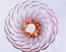 5月のレッスン バラ色に初夏を彩る♡ カラフル&シンプルなフランス料理