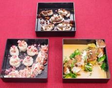 DRAGON CHEF 2021エリア予選の料理『桜咲く 東海・北陸の春を呼ぶフランス惣菜コース料理』
