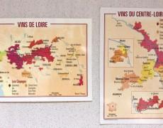 フランスを旅する♪ロワールワイン会のお知らせ 6/6㈰ 16:00